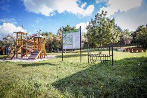Park verejného priestranstva