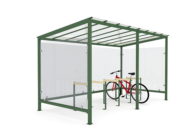 Bicyklové prístrešky