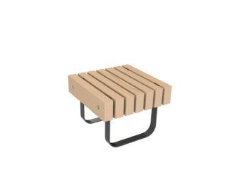 SimpliCity 1 miestna lavica bez operadla