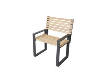 Cube 1 miestna lavica s operadlom