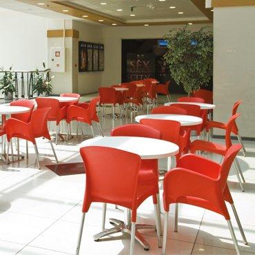 TI-Venus műanyag szék