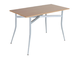 Kovoý stôl