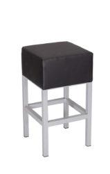 Barová stolička z oceľovej konštrukcie