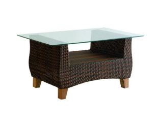 Stôl z polyratanu