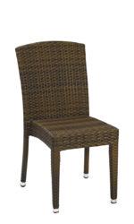 Polyratanová stolička