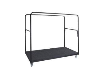 Prepravný vozík na stoly