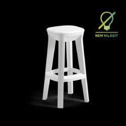 Svietiaca barová stolička