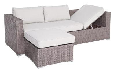 Záhradný lounge nábytok