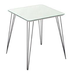 Stôl z oceľovej konštrukcie