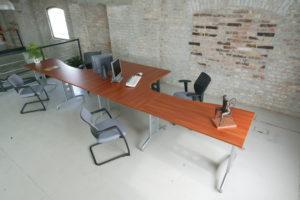 Stark bútorcsalád - Gyár épület