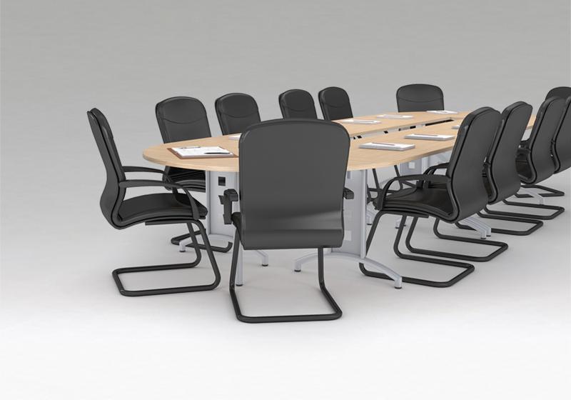 Zostavy rokovacích stolov