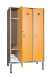 OTB-140-3-RACS 3-dverová šatňová skriňa
