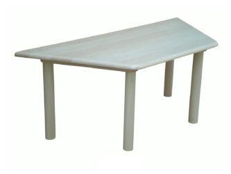 Donald stôl lichobežník