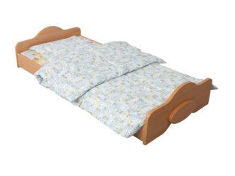 Detské posteľná belizeň