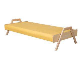 Drevená stohovateľná posteľ
