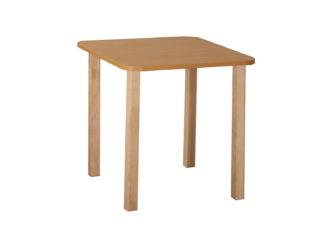 Rozprávkový stôl štvorec, drevená konštrukcia