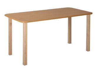 Rozprávkový stôl obdĺžnik, drevená konštrukcia