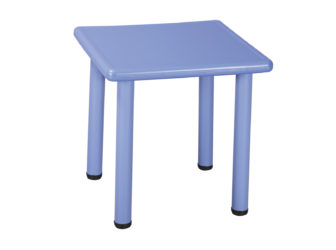 Plastový stôl štvorec