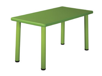 Plastový stôl obdĺžnik