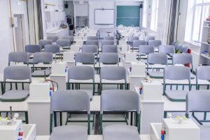 Laboratórny nábytok