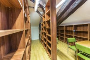 Zariadenie knižnice