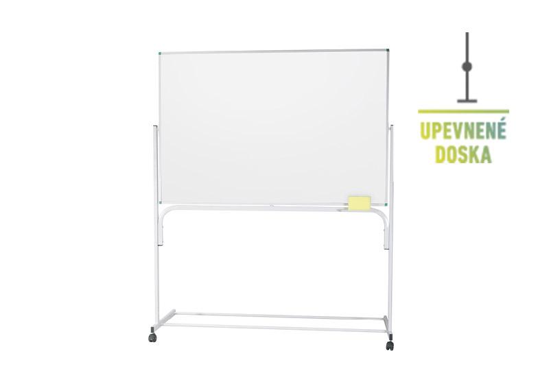 Classic stojanová tabuľa fixná biela