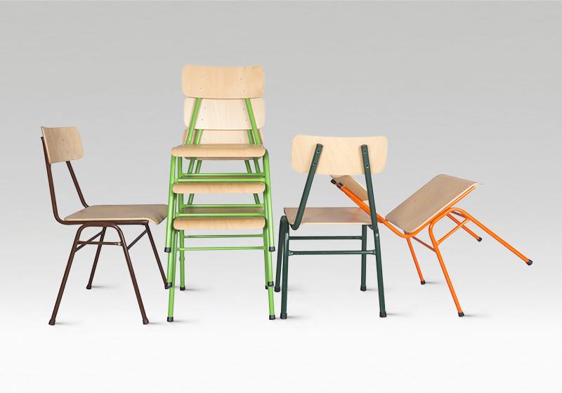 Stoličky do učebne