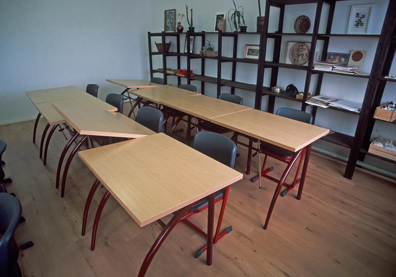 Nábytok do výtvarných učební