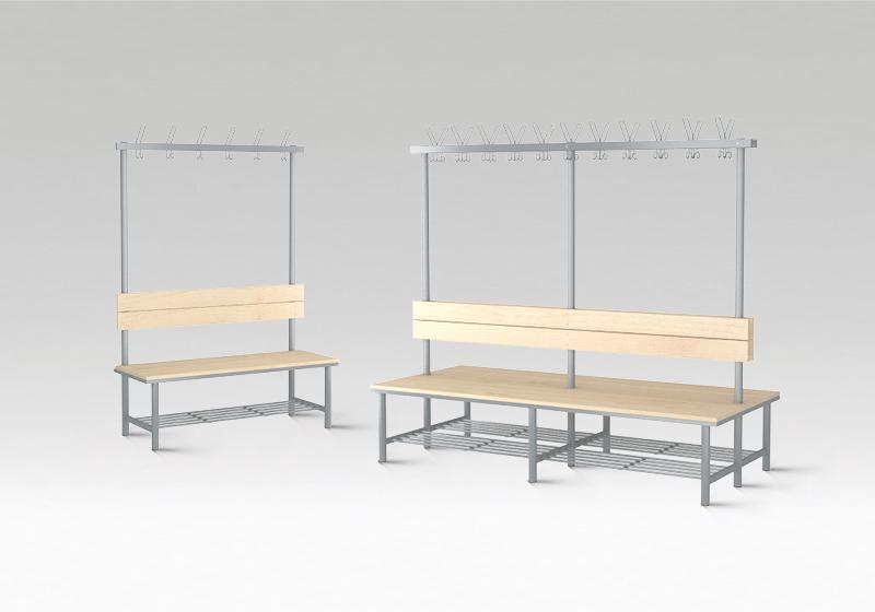 Šatňové lavice