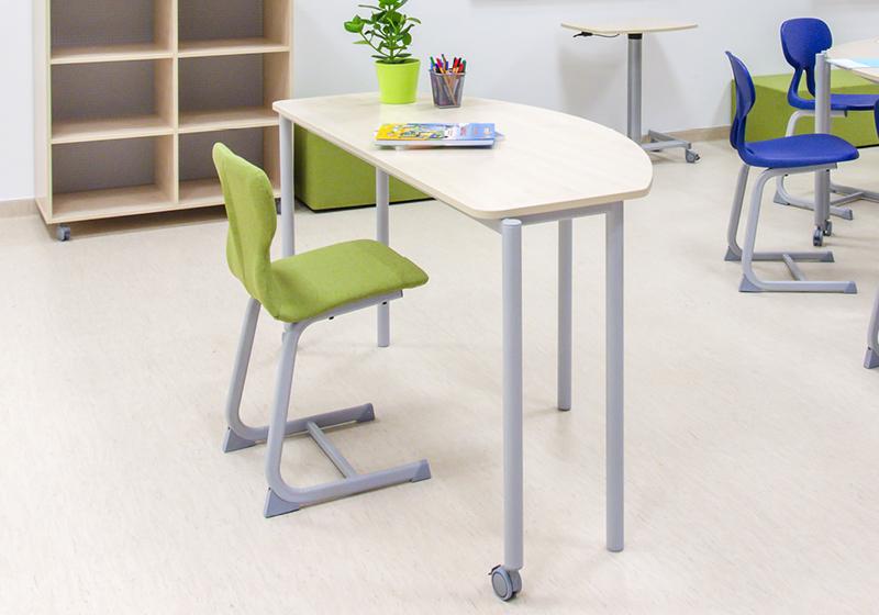 Učiteľské stoly a stoličky