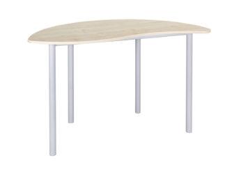 Učiteľský stôl polkruh vlna
