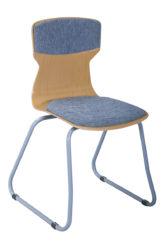 Soliwood stolička, lyžinové nohy