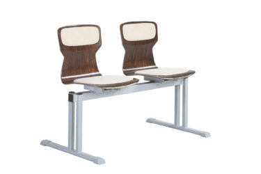 Soliwood radové stoličky 2-miestne