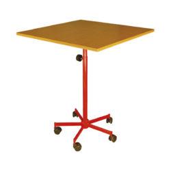 Rokovací stolík na kolieskach