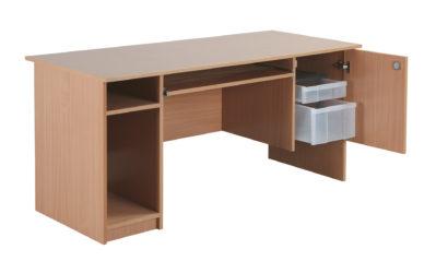 Učiteľský počítačový stôl