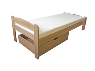 Donald posteľ