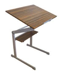 Rysovací stôl s doskou
