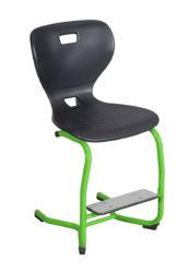Nastaviteľná podnož na vyloženie nôh, plastový sedák