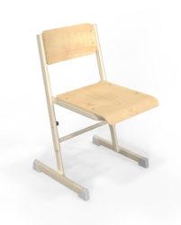 Alex stolička, sedák a operadlo preglejka
