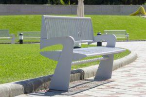 Centrál lavičky