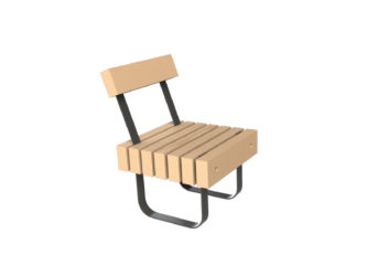 SimpliCity 1 miestna lavica s operadlom