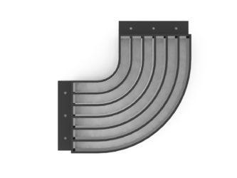SimpliCity spojovací prvok k lavici a kvetináču