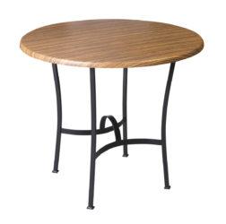 Kovaná podnož stola