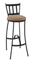 Kovaná barová stolička