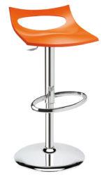 Plastová barová stolička