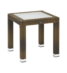 Ratanový stolík