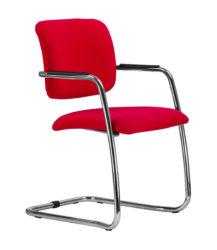 Kovová stolička