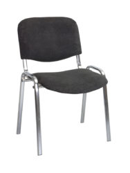 Stolička ISO 1, chromová konštrukcia