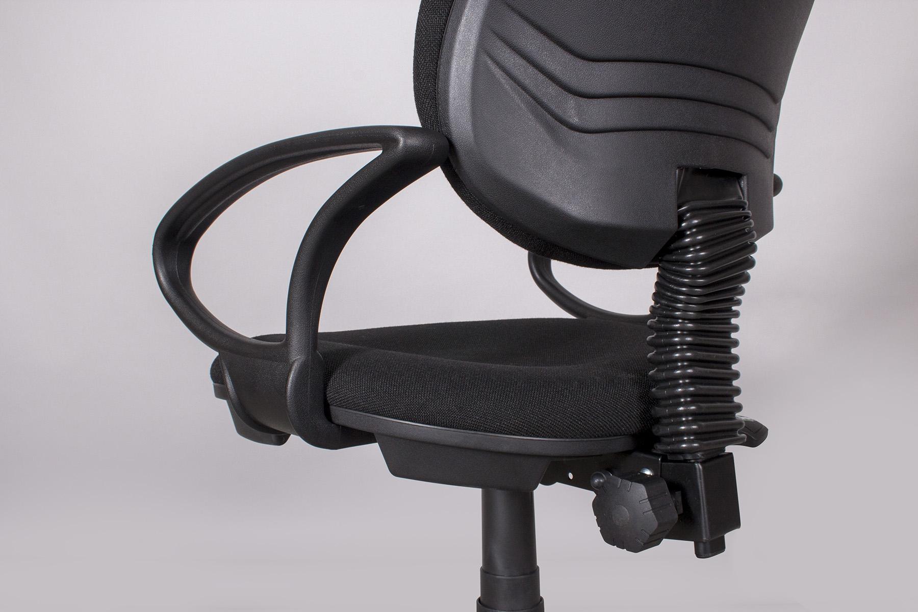Basic otočná stolička s podrúčkami
