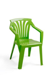 Ariel plastová stolička